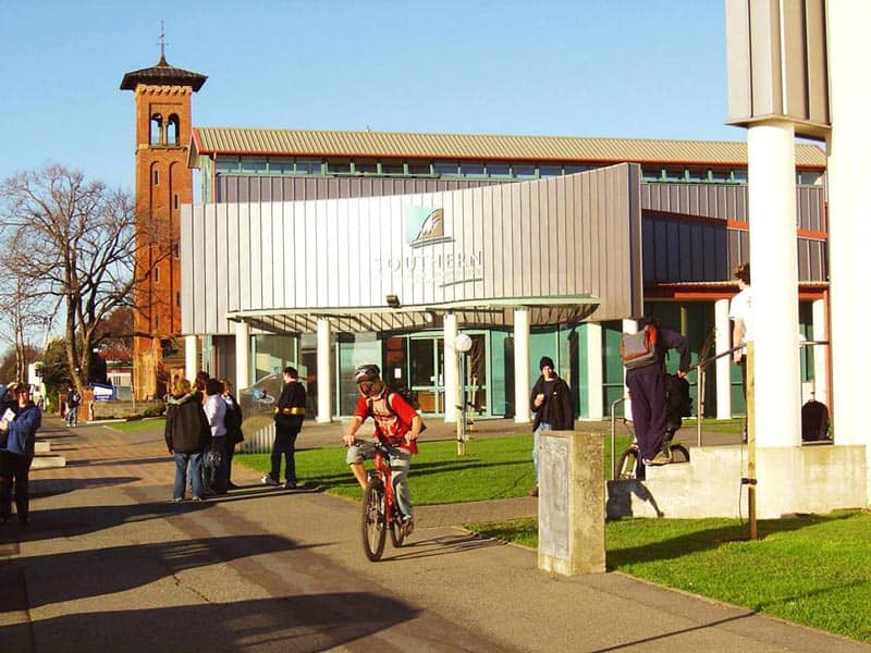 Best Universities In New Zealand For MS Southern Institute of Technology
