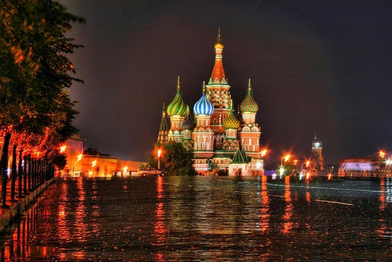 Russia Countries Where Indians Easily Get Citizenship