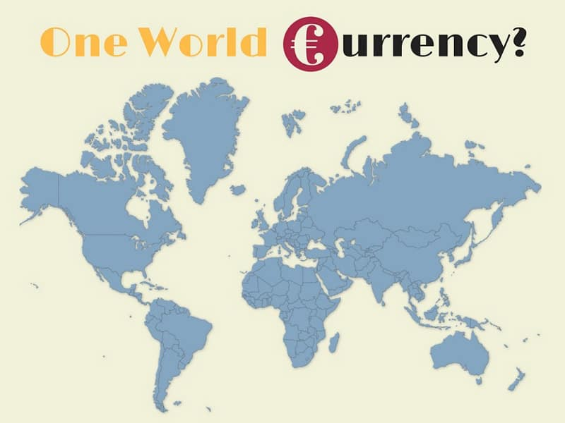 Why We Don T Use One World Currency