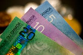 Canadian Dollar Note